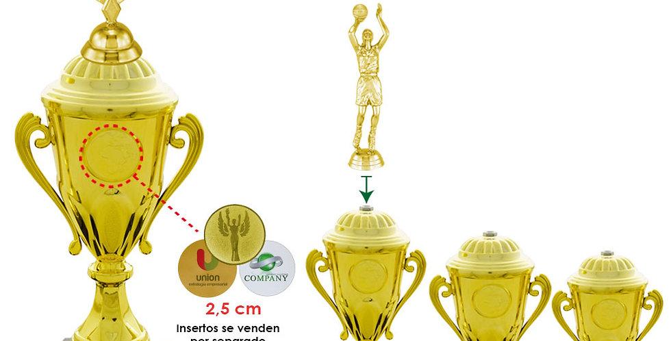 Trofeos Castro, Trofeos Deportivos