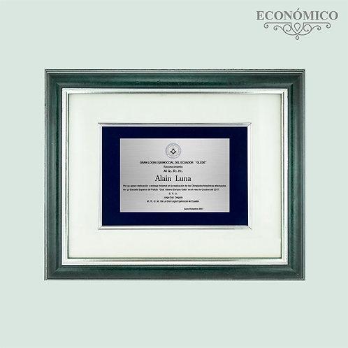 Marco Económico C5095
