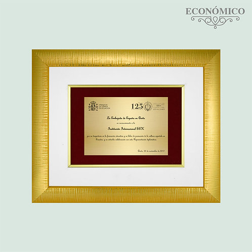 Marco Económico 5430-C