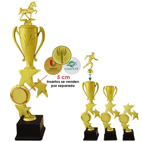 Trofeo deportivos en Quito
