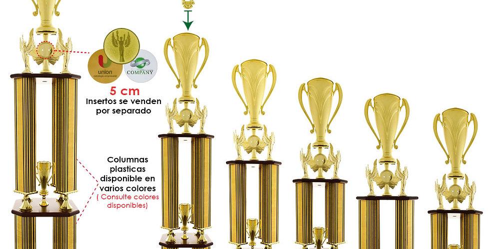 Trofeos Grandes de futbol en Quito