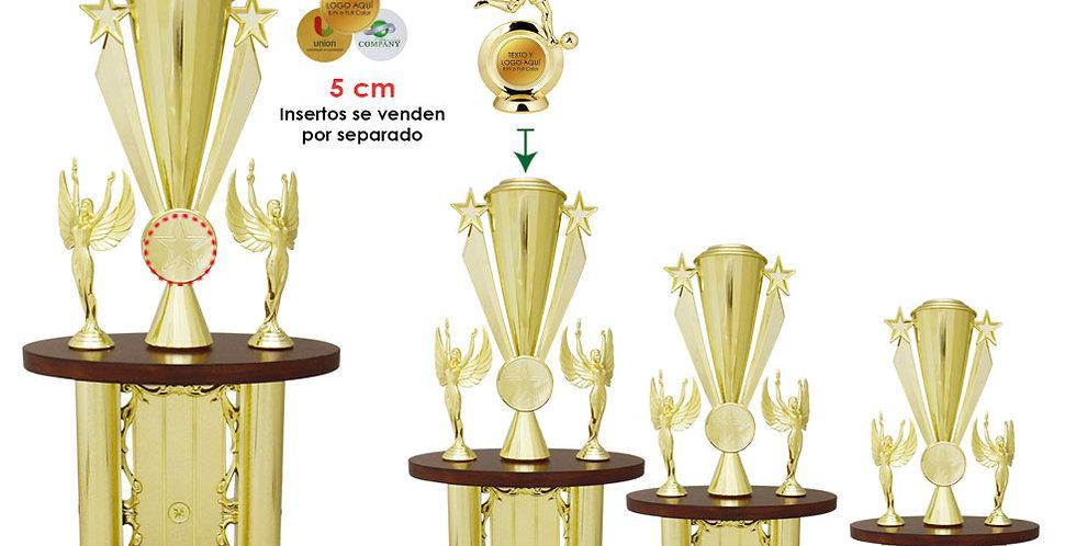 Trofeos en Cotocollao