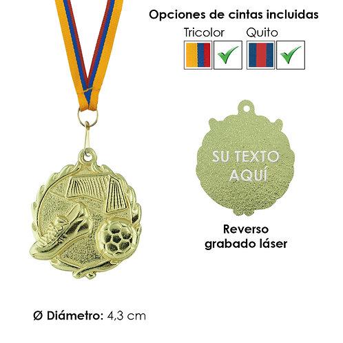 Serie TC16 Fútbol