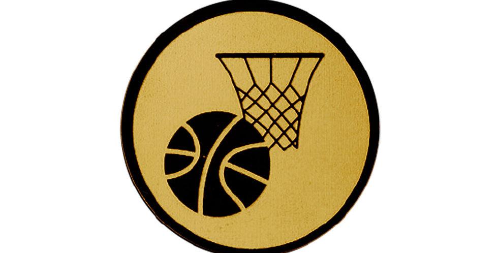 Inserto deportivo de basquet