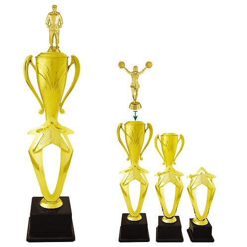 Trofeos en Quito
