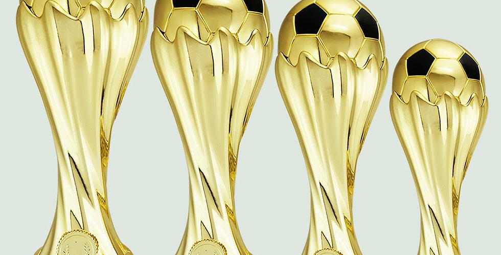 Escultura Pesada Fútbol