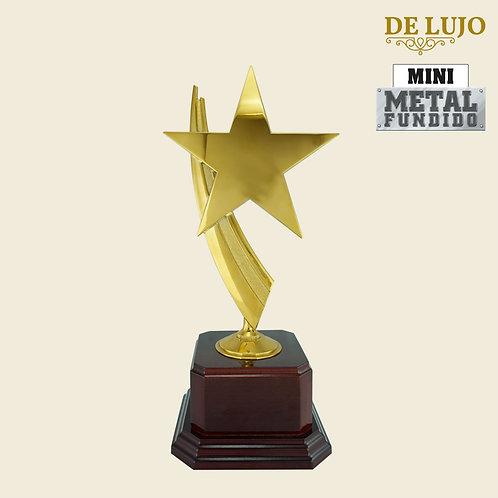 Trofeo Estrella de Metal 2