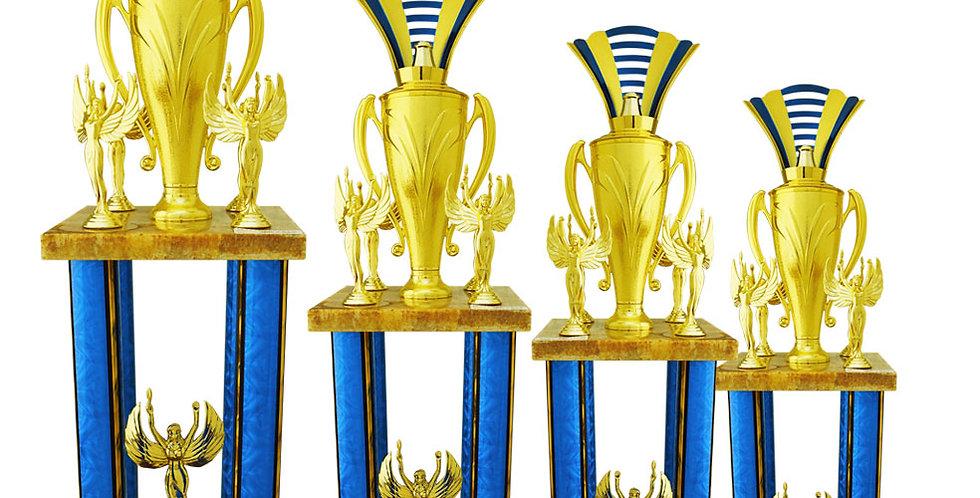 Trofeos en el sur de Quito