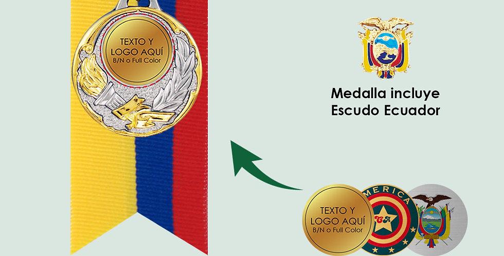 Medalla KITMED79C