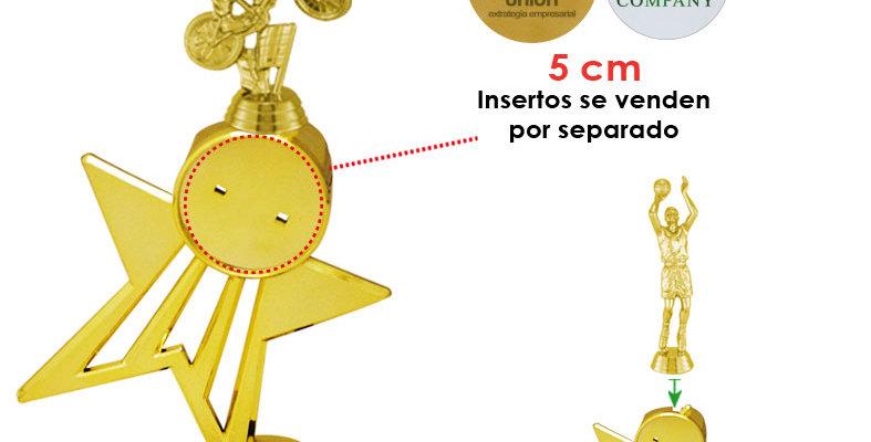 Trofeos, Trofeos deportivos, Trofeos Castro
