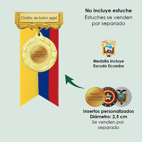 Medalla KITMED77C