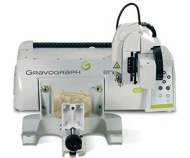 Maquina de grabado laser