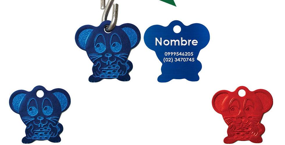 Placas para mascotas en Ecuador