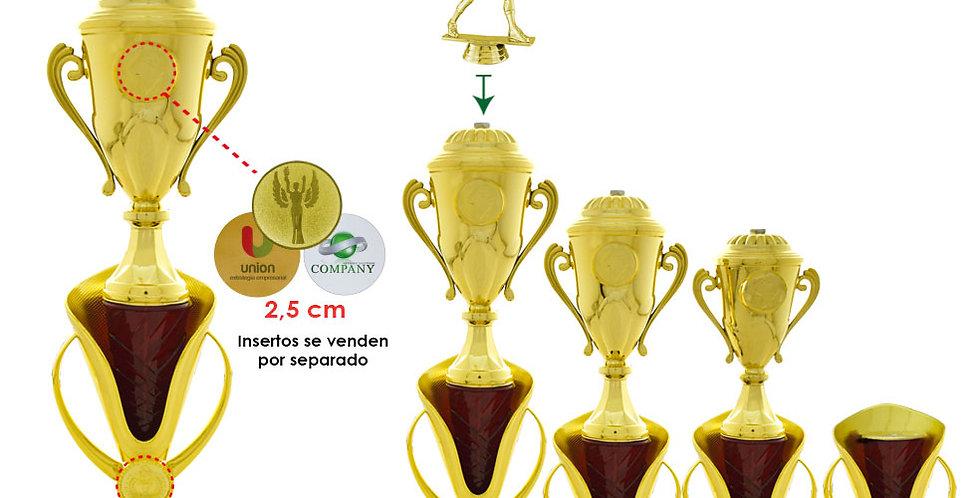 Trofeos de 40
