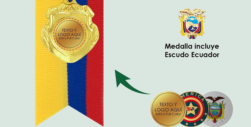 Medalla KITMED74C