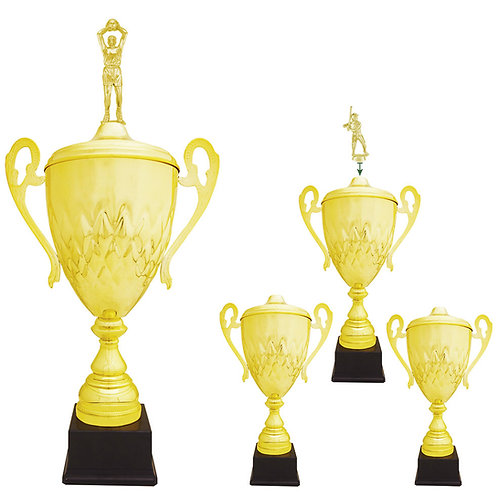 Trofeos deportivos de lujo