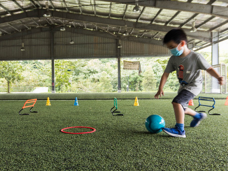 Take this Physical Activity T.E.S.T. for your child now!
