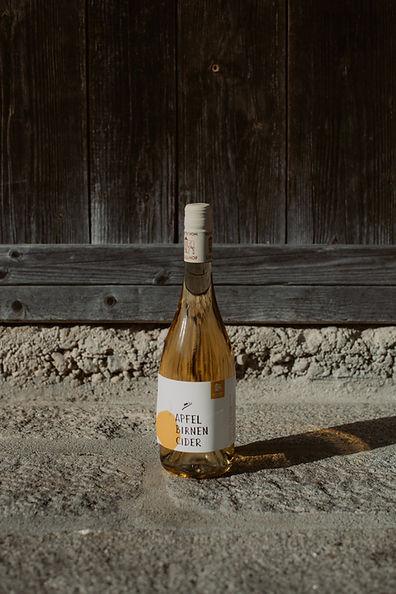 Lieglhof Familie Zarl Apfel-Birnen Cider