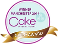 Cake International Winner Manchester 2014