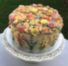 Master Cake Decorator - Maha Muhammed