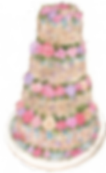 Round Cakes - Arty Cakes