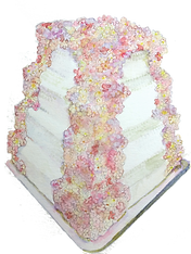 Arty Cakes - Square cakes