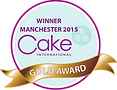 Cake International Winner Manchester 2015