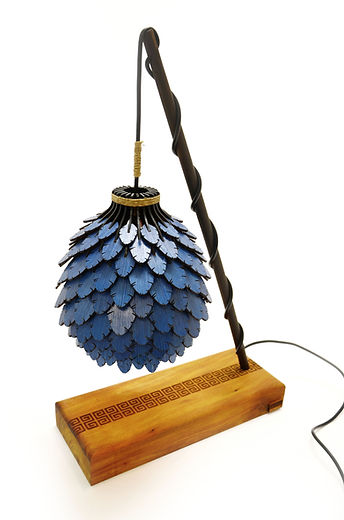 LuminariaArarinha Azul