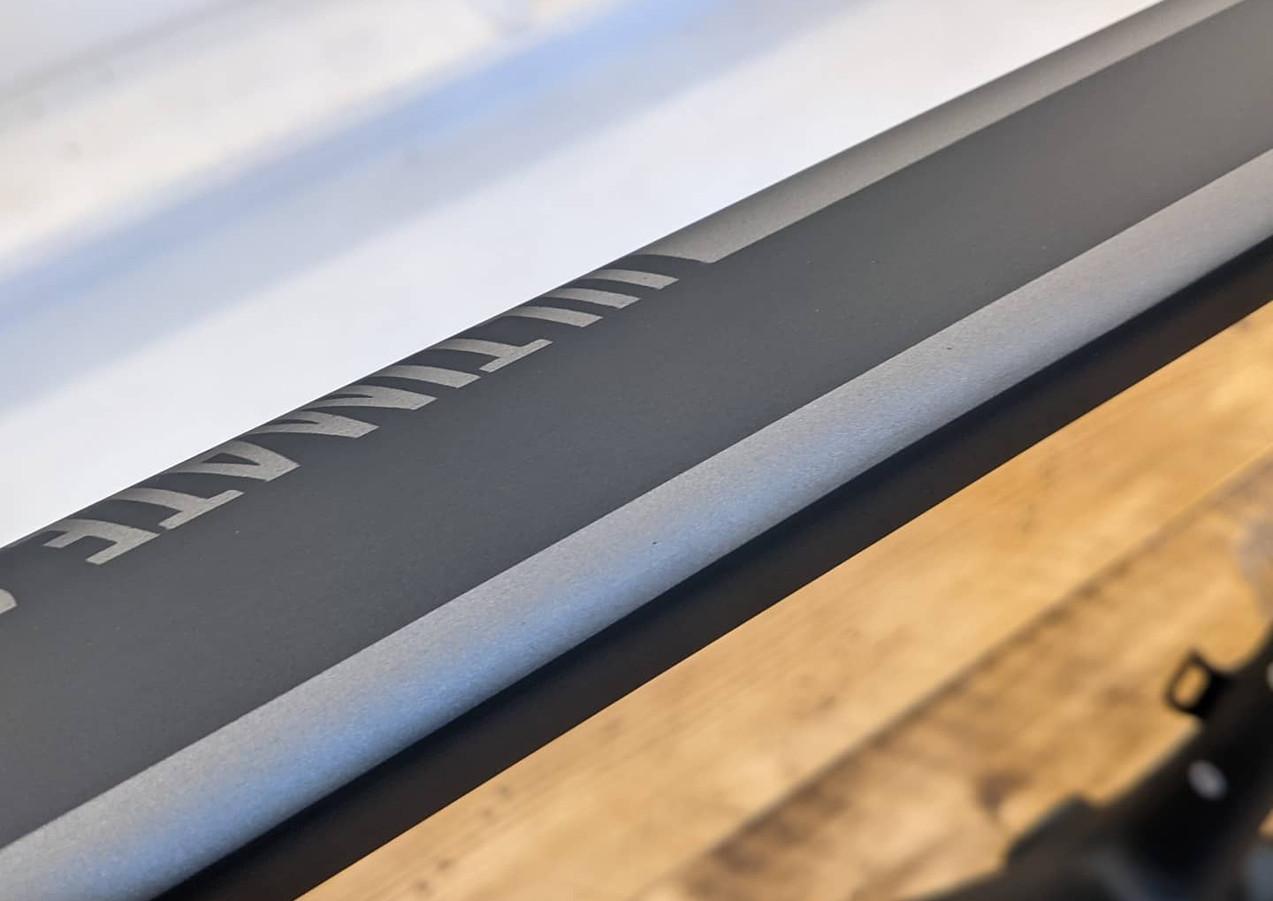 Carbon Frame Repair
