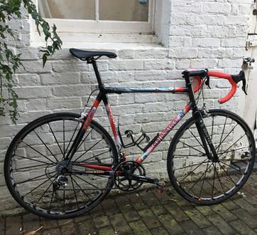 Carbon fibre bike repair