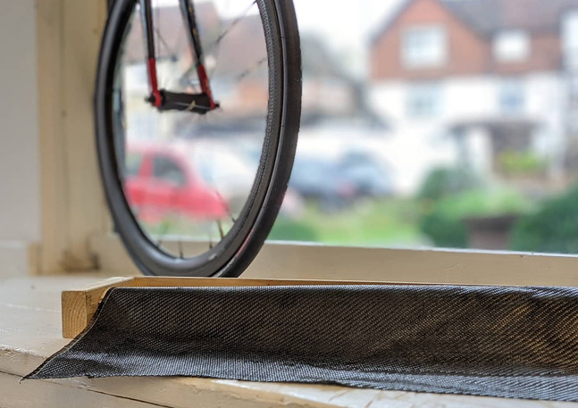 Carbon ready. If you need your cherished frame brought back to new, contact us for a quote.