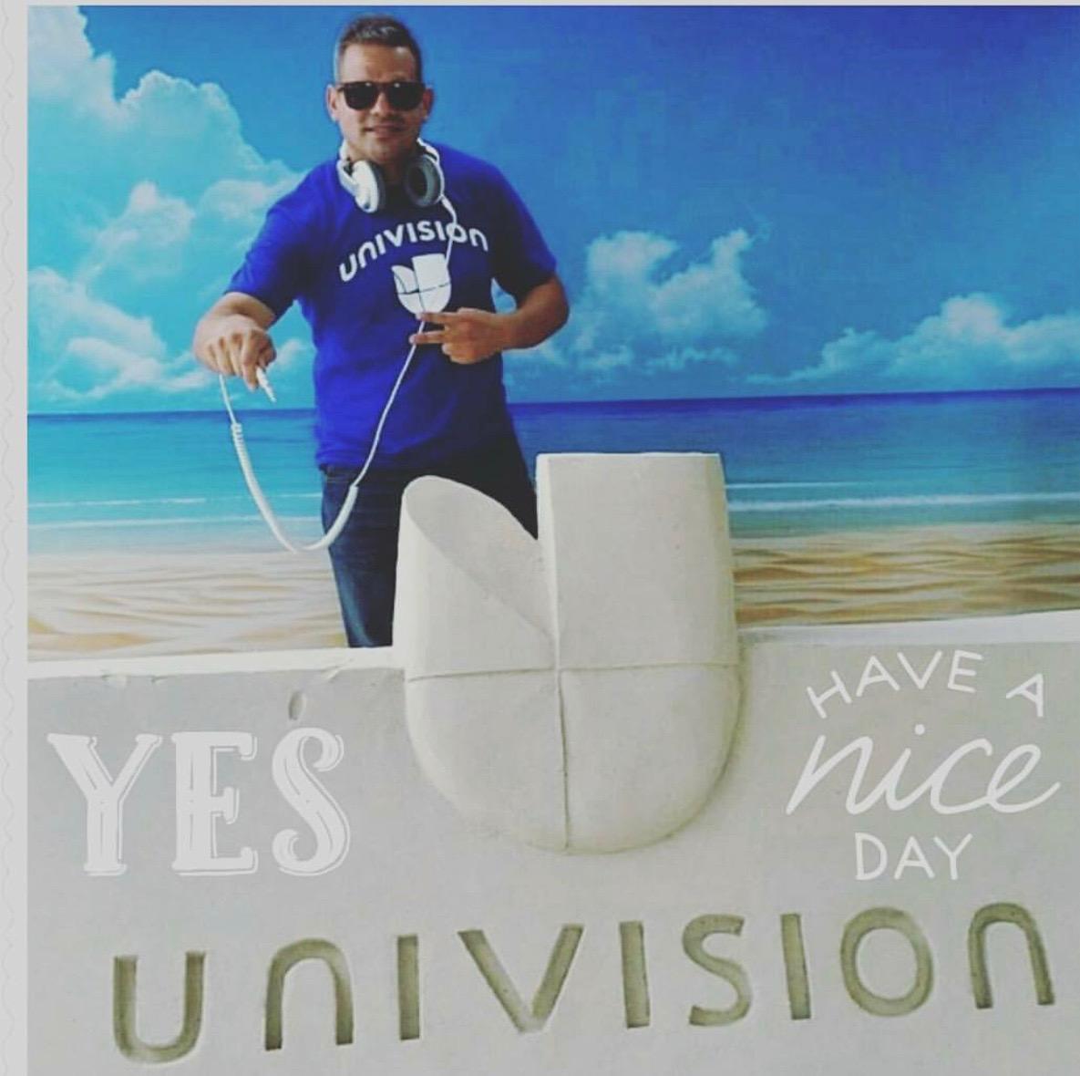 DJ Mani UniVision Promo