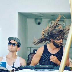 Takshak wild hair