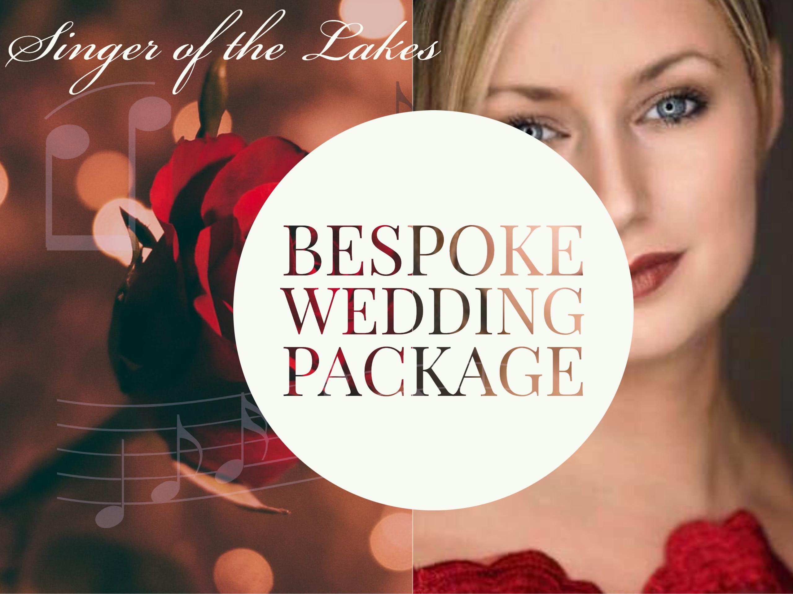 Bespoke Wedding Package