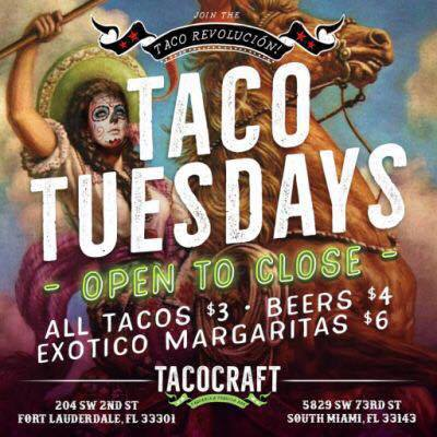 TacoCraft TacoTuesday