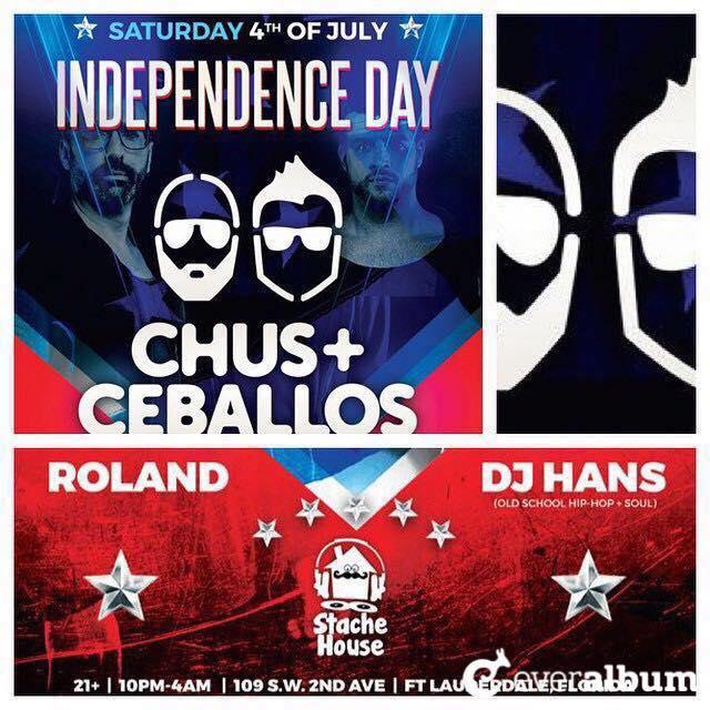 Chus and Ceballos and Hans
