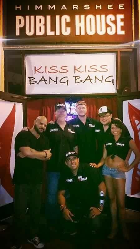 Red Monkey / KissKiss BangBang
