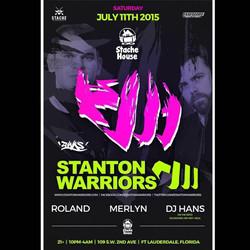 Stanton Warriors / Hans
