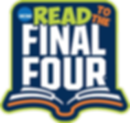 Read to the Final Four Tampa Bay Logo, NCAA Women's