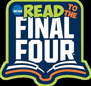 Read to the Final Four Tampa Bay Logo, NCAA Women's