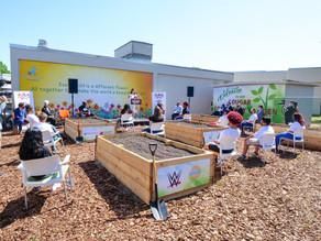WWE® and Nestle Pure Life Partner on Sustainable Community Garden Initiative