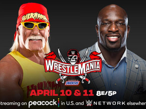 Hulk Hogan® and Titus O'Neil® to Host WrestleMania®