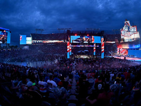 Sell-Out Crowd Attends Night One of WrestleMania 37