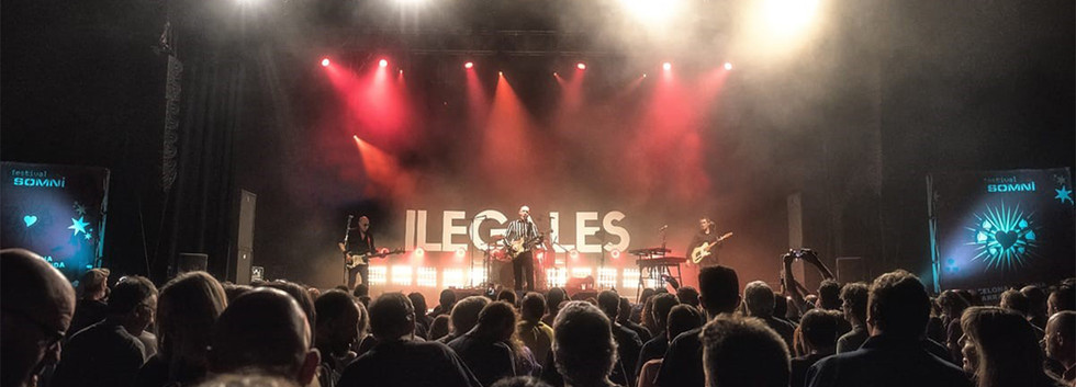 In-Somni. Concert de ILEGALES 2019