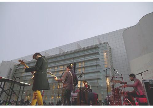 In-Somni Barcelona. Concert al Museu MACBA_ 2012