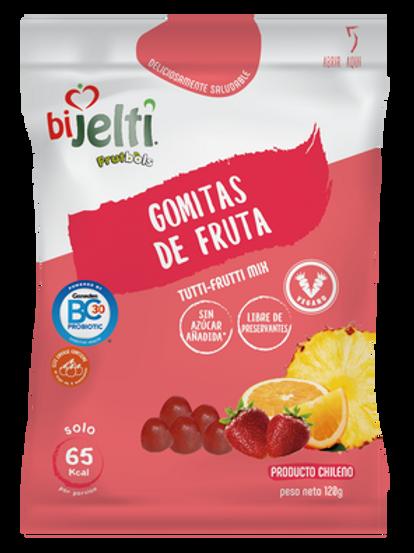 Gomitas tutti frutti 30 grms