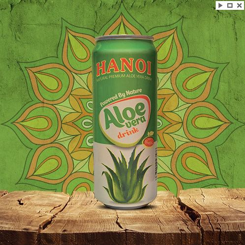 Aloe vera bebida orgánica 500ml