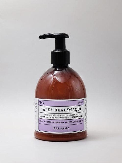 Bálsamo sin sulfato Jalea real maqui 300 ml