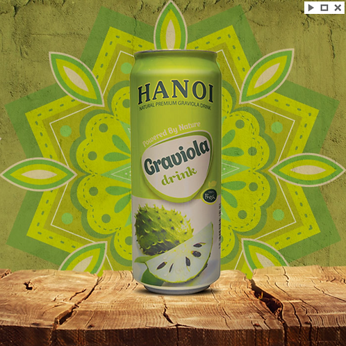 Graviola bebida orgánica 500 ml