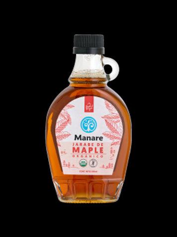 Jarabe de maple orgánico (260 ml)
